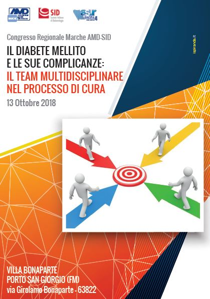 Il Diabete Mellito e le sue complicanze. Il Team Multidisciplinare nel processo di cura